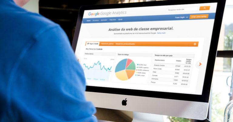 Como configurar o Google Analytics?